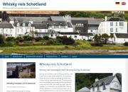 Whisky reise und Musik reise Schottland